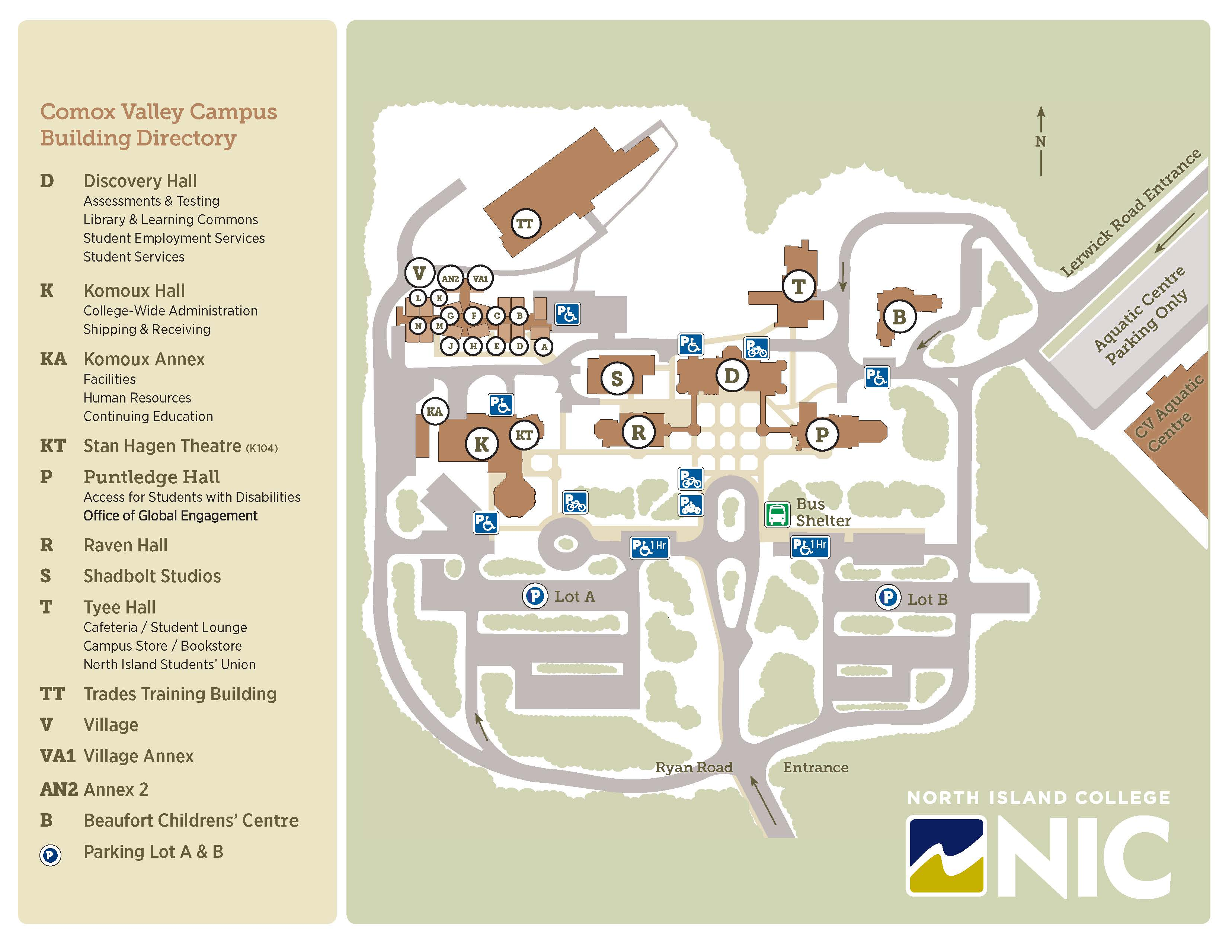 Nic Campus Map Www Naturalrugs Store